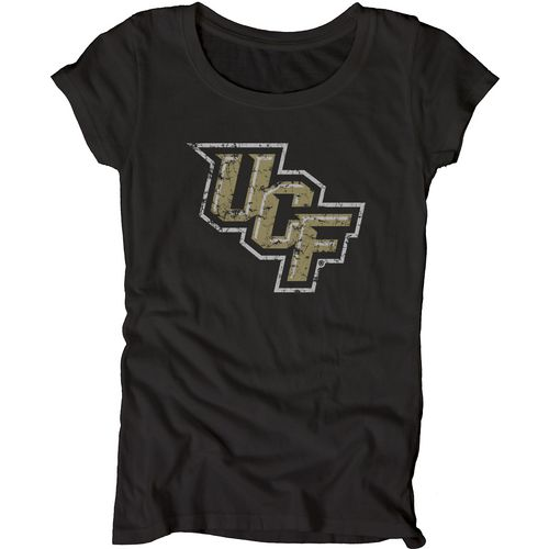 Blue 84 Juniors' University of Central Florida Mascot Soft T-shirt