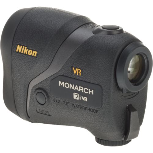 Nikon Monarch 7i VR 6 x 21 Laser Range Finder - view number 2