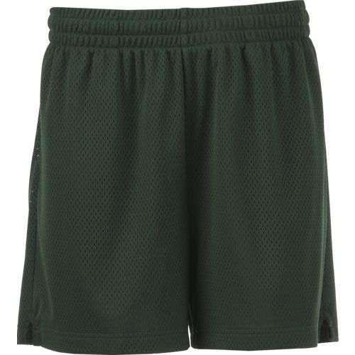 Display product reviews for BCG Women's Basic Porthole Mesh Basketball Short