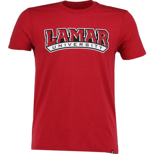 '47 Lamar University Wordmark Club T-shirt - view number 1