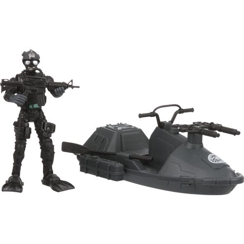 Excite U.S. Navy SEALS Watercraft Playset - view number 1