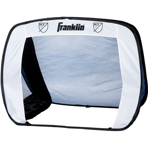 Franklin 3.2 ft x 4.3 ft MLS Junior Pop Up Soccer Goal