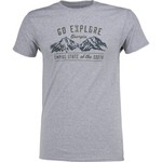 State Love Men's Go Explore Georgia Short Sleeve T-shirt - view number 1