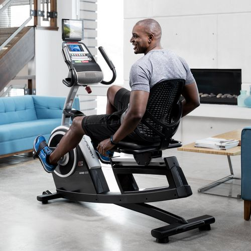 ProForm 440 ES Recumbent Exercise Bike