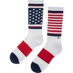 Skyline One Nation Crew Socks - view number 4