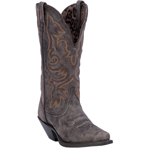 Laredo Women's Access Goat Leather Western Boots