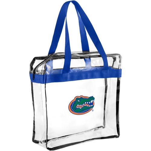Forever Collectibles University of Florida Clear Messenger Bag