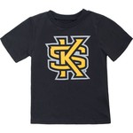 Gen2 Toddlers' Kennesaw State University Primary Logo Short Sleeve T-shirt - view number 1
