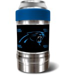 Great American Products Carolina Panthers LOCKER Dynasty Edition 12 oz Vacuum Insulated Can and Bott - view number 1