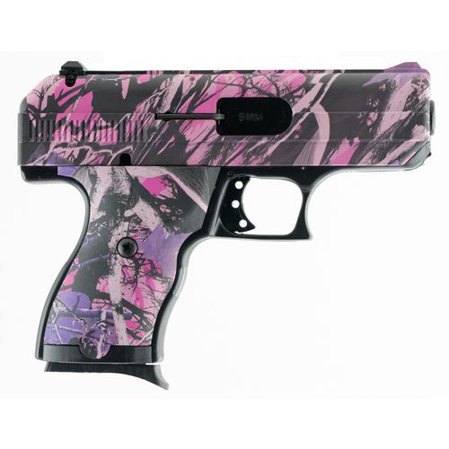 Hi-Point Firearms C9 Pink Camo 9mm Luger Pistol - view number 1