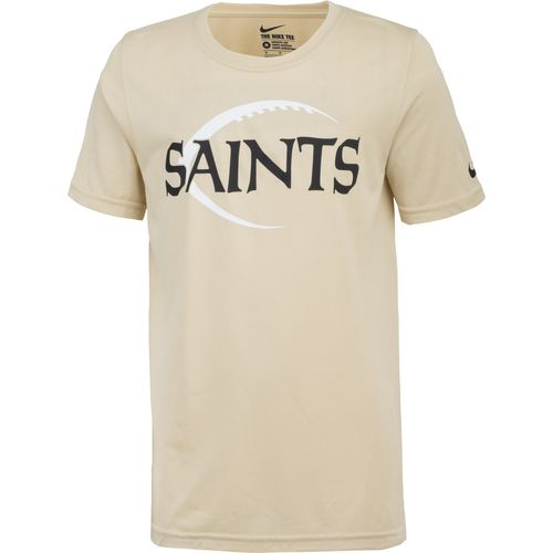 Nike Boys' New Orleans Saints Legend Icon T-shirt
