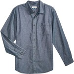 Magellan Outdoors Men's Canyon Creek Plaid Long Sleeve Shirt - view number 3