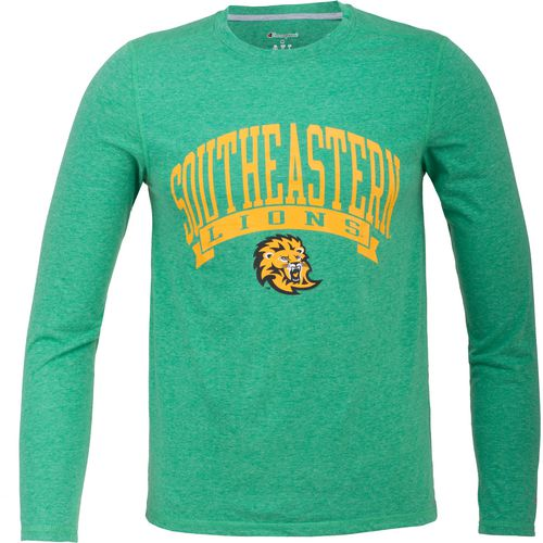 Champion Men's Southeastern Louisiana University In Pursuit Long Sleeve T-shirt