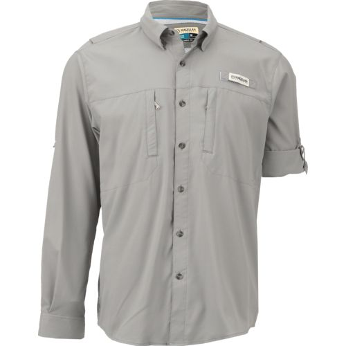 Display product reviews for Magellan Outdoors Men's Falcon Bay Long Sleeve Fishing Shirt