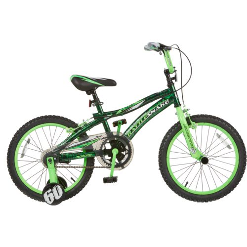 Display product reviews for Ozone 500 Boys' 18 in Rattlesnake Bike
