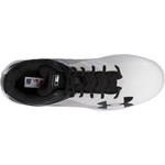 Under Armour Boys' Leadoff Mid RM Jr. Baseball Cleats - view number 5