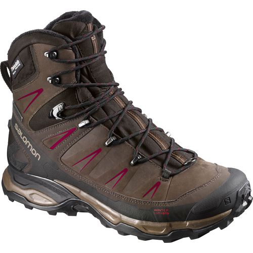 Salomon Women's Mid X Ultra Winter CSP Hiking Shoes
