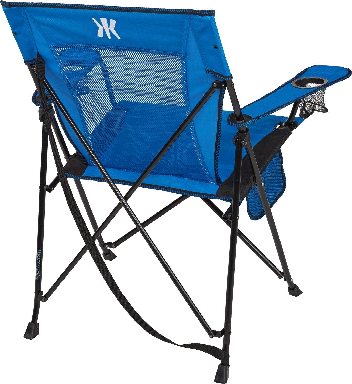 Kijaro Dual Lock Folding Chair Academy