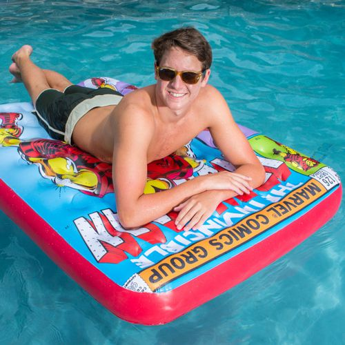 SwimWays Marvel 60 in Comic Book Pool Float - view number 5
