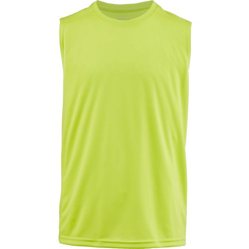 BCG Boys' Solid Muscle Tech T-shirt