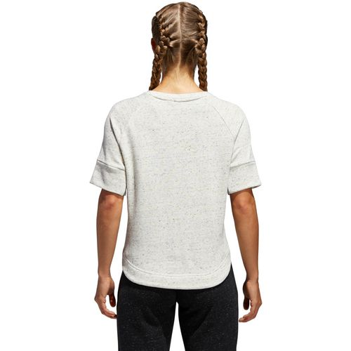 adidas Women's S2S Short Sleeve Crop Top - view number 1