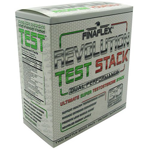 FINAFLEX Revolution Test Stack Testosterone Supplement