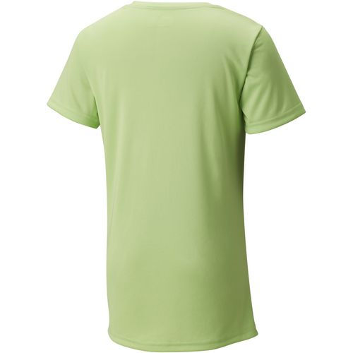 Columbia Sportswear Girls' Trailtastic Short Sleeve T-shirt - view number 2