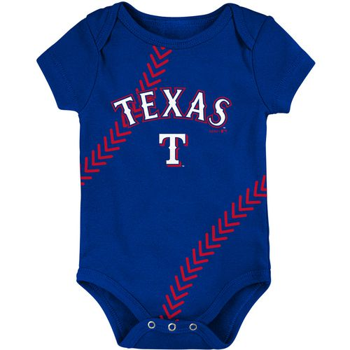 MLB Infants' Texas Rangers Fan-Tastic Creeper