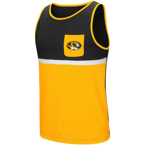 Colosseum Athletics Men's University of Missouri Lollygaggers Tank Top