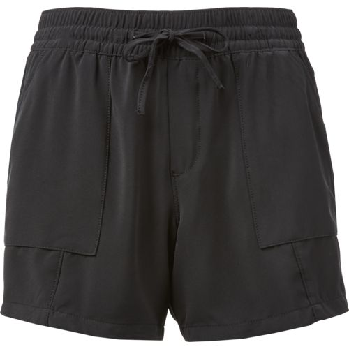 BCG Women's Lifestyle Cinched Waist Shorts