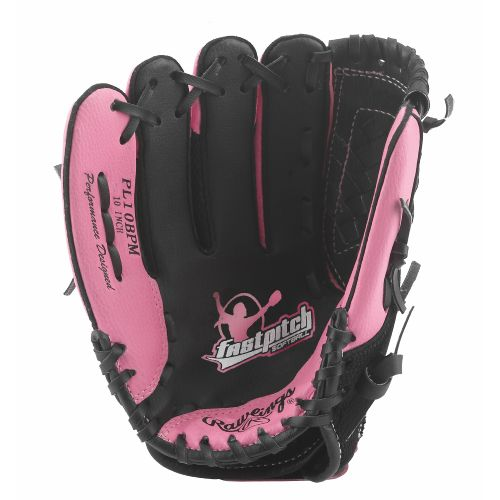 "Rawlings® Girls' Players Series 10"" T-Ball Glove Left-hand throw"