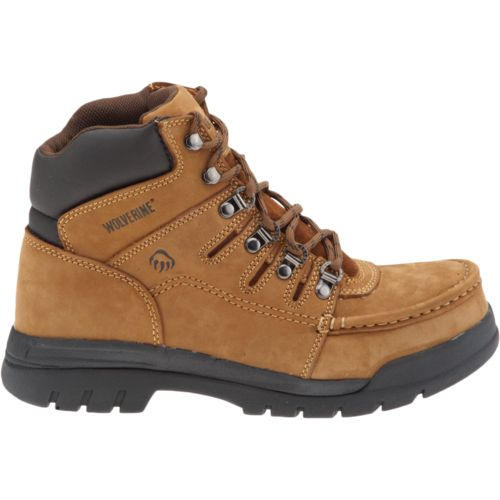Image for Wolverine Men's Potomac English Moc Work Boots from Academy