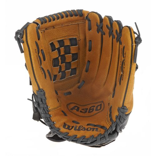 "Image for Wilson Adults' A360 13"" Slow-Pitch Softball Glove from Academy"