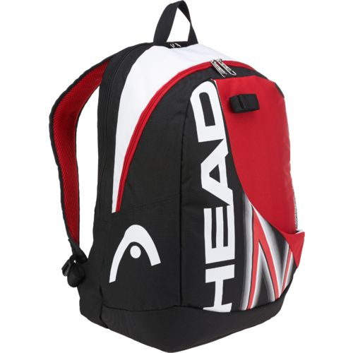 Display product reviews for HEAD Defiant Racquetball Backpack