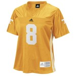 adidas Women's University of Tennessee #8 Football Jersey