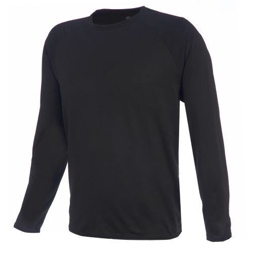 BCG™ Men's Long Sleeve Crew Neck Turbo T-shirt