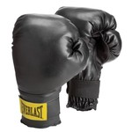 Everlast® Synthetic Leather Wristwrap Training Gloves
