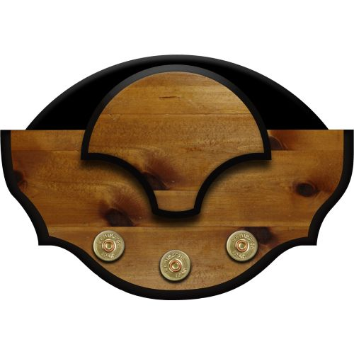 Mountain Mike's Reproductions Beard Master Mounting Plaque Kit