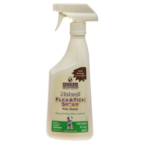 Natural Chemistry 24 oz. Natural Flea and Tick