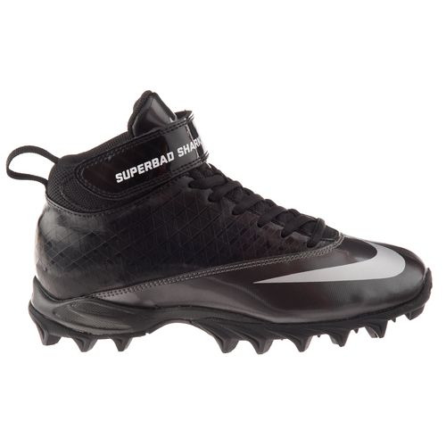 Nike Boys' Super Bad Shark Football Cleats
