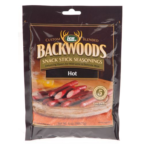 LEM Backwoods Hot Stick Seasoning