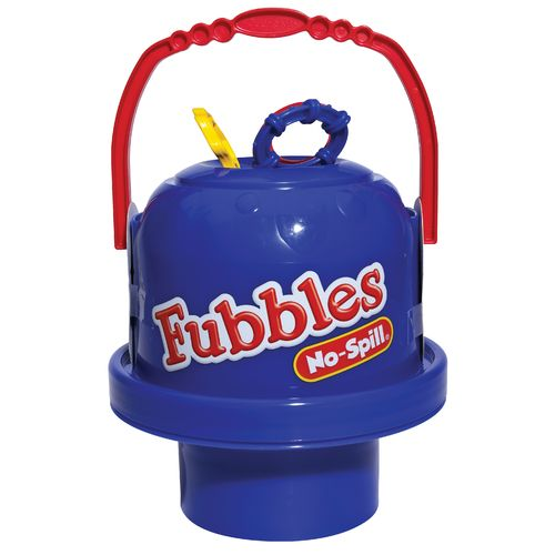 Image for Little Kids Fubbles No-Spill Big Bubble Bucket from Academy