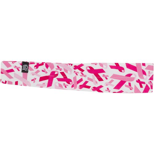 Image for ZANHeadgear® Cooldanna® Pink Ribbon Headband from Academy