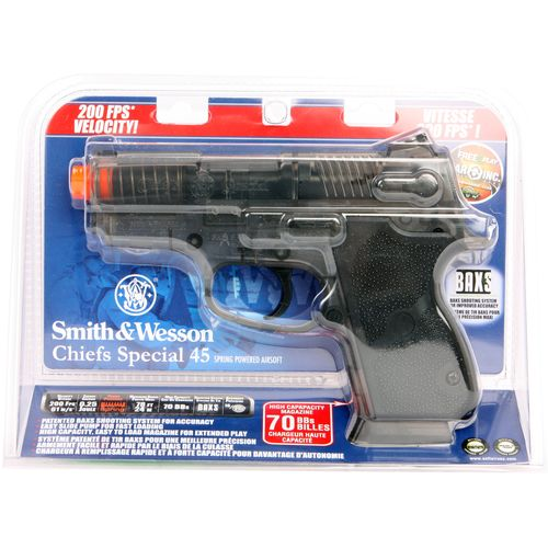 Smith & Wesson Chief  Special 6mm Spring- Powered Softair Pistol - view number 2