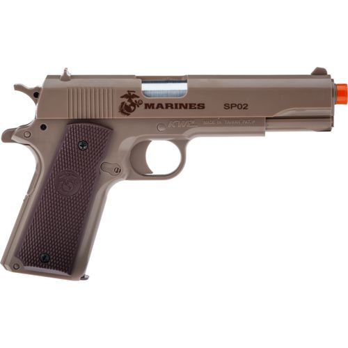 Display product reviews for Crosman US Marines SP02 6mm Caliber Airsoft Pistol
