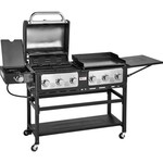 Outdoor Gourmet Pro Triton 7-Burner Propane Grill and Griddle Combo - view number 2