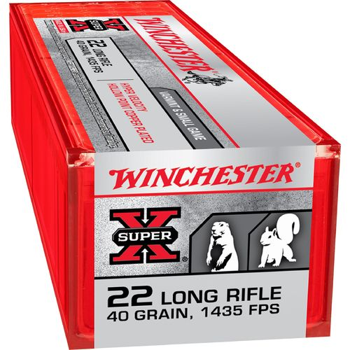 Display product reviews for Winchester Hyper Speed HP .22 LR 40-Grain Rimfire Ammunition