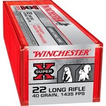 Winchester Hyper Speed HP .22 LR 40-Grain Rimfire Ammunition - view number 1