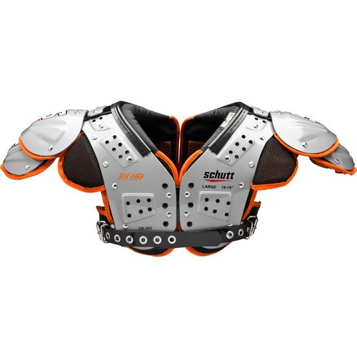 Display product reviews for Schutt XV HD QB/WR Shoulder Pads