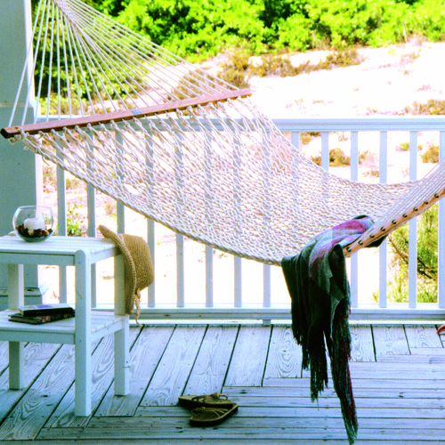 Pawleys Island Deluxe Cotton Rope Hammock - view number 1